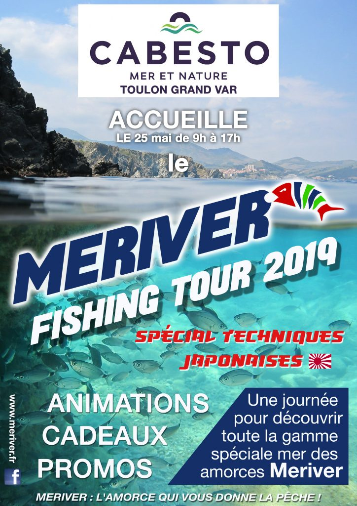 Animation MERIVER au Cabesto de Toulon Grand Var